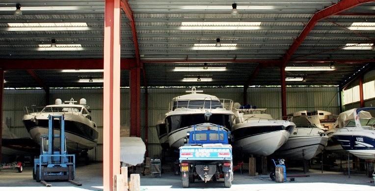 Hangar lethiec