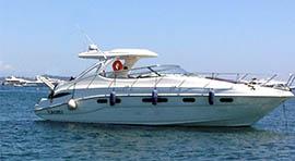 UNE Sealine S41 - (2001)