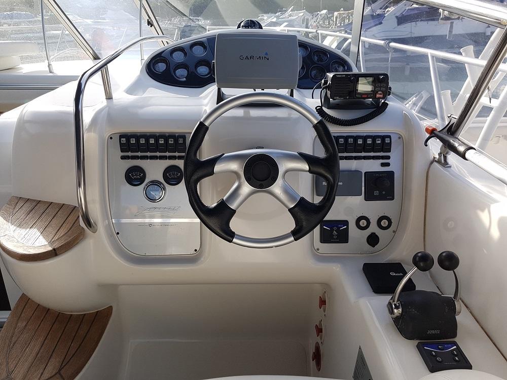 Sessa Marine C35 - 3